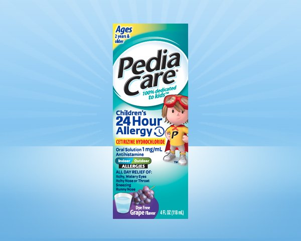 PediaCare® 24 Hour Children Allergy Relief