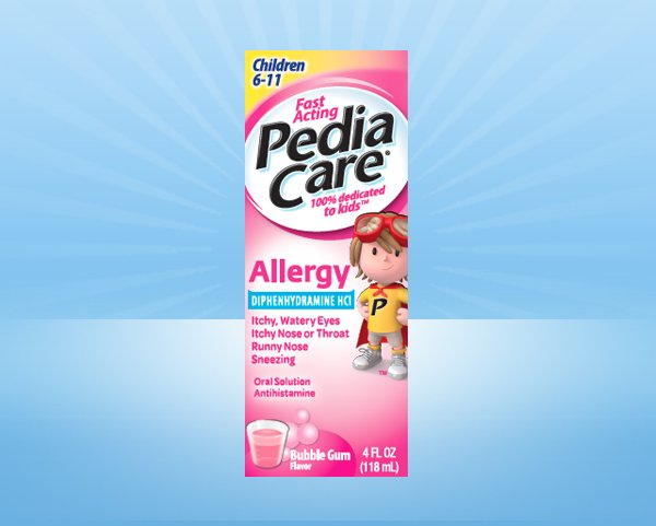 PediaCare® Children Allergy Relief