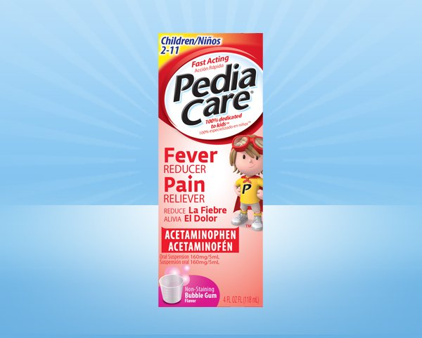 PediaCare® Children Fever Reducer with Acetaminophen
