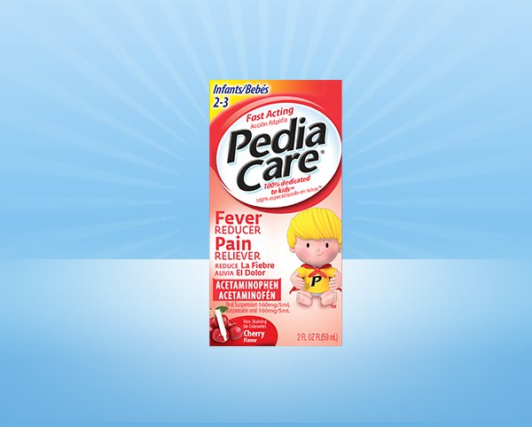 PediaCare® Infants Fever Reducer with Acetaminophen