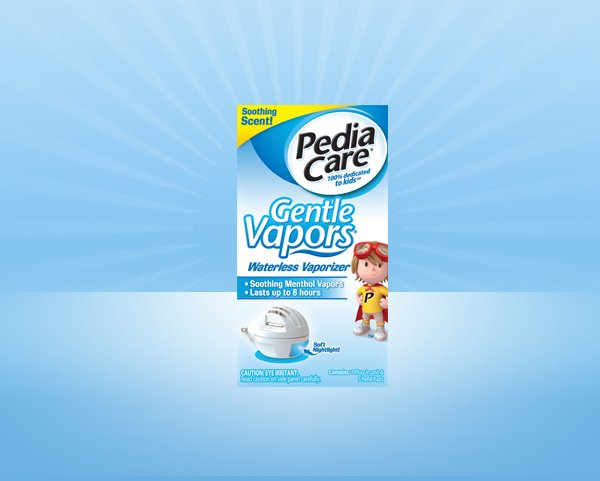PediaCare® Gentle Vapors® Plug-In Unit
