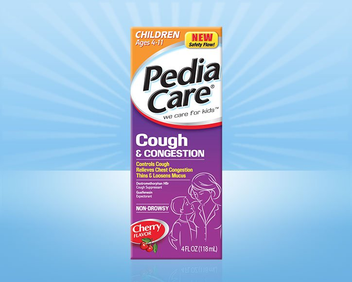 PediaCare® Children Cough & Congestion